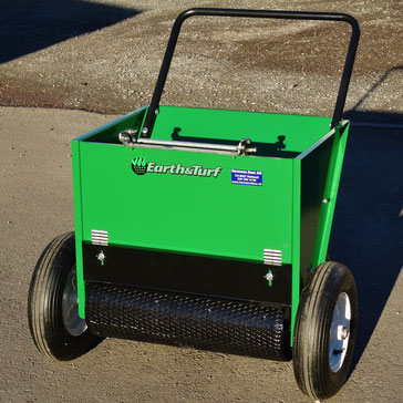 Earth and Turf Overseeder Topdresser