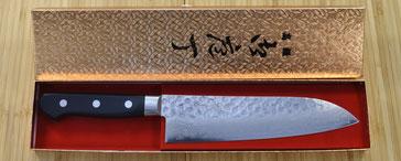 Küchenmesser Santoku OEBX-180SA