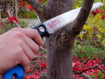 herbatec Z-Saw Handsägen im Grünbereich