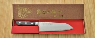 Küchenmesser Santoku Hocho M107S-165SA