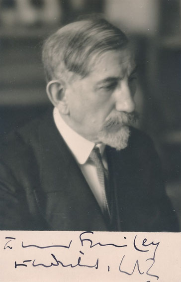Photographie de Charles Maurras (CD Galerie)