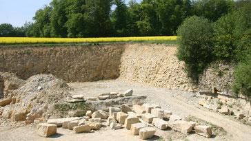 Neuausrichtung der Sandsteinroute