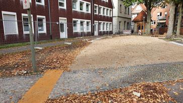 Umgestaltung Kirchplatz Havixbeck