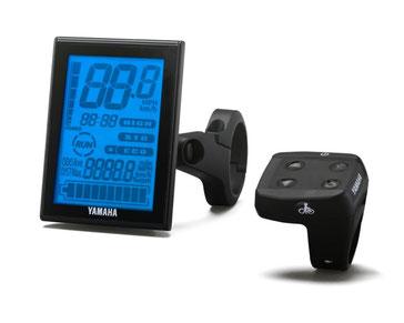 Yamaha PW e-Bike Multifunktions LCD Display