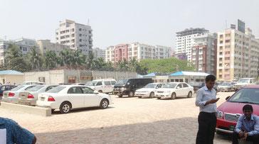 駐車場(車置場)