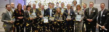 Gewinner des Leichtbau BW Preises ThinKing 2017