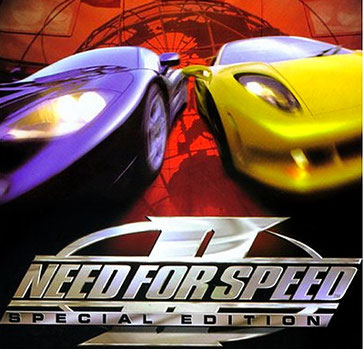 Need for Speed 2: Special Edition Cover