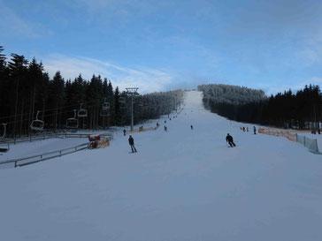 Endlich Schnee am Wurmberg: Ein toller Skitag!