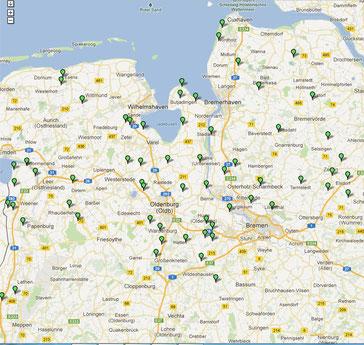 Melkhuis in Norddeutschland © www.melkhus.com