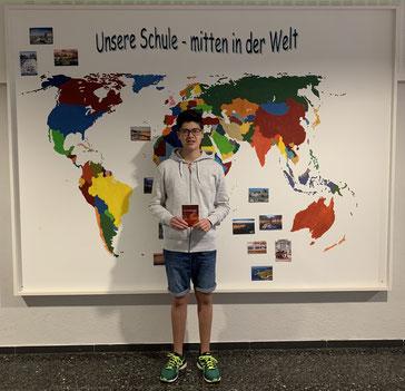 Platz 2: Adrian Zink