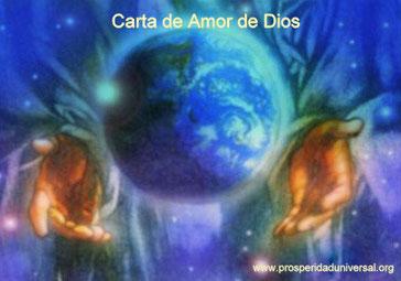 ORACIÓN PODEROSA - CARTA DE AMOR DE DIOS - PROSPERIDAD UNIVERSAL - www.prosperidaduniversal.org
