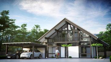 Geländer mit Solar für Balkon, Brüstung, Terrassen
