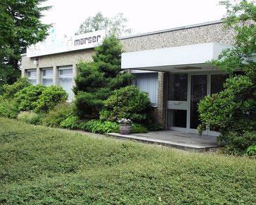 административное здание на мангенбергер штрассе 330