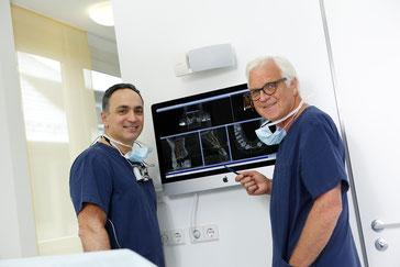 DVT (Dentale Volumentomographie)