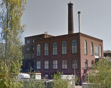 Suikerfabriek Purac Arkelsedijk 46 Gorinchem Rijksmonument