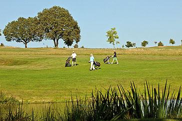 Golfen in der Eifel, Golfresort Bitburg Trier