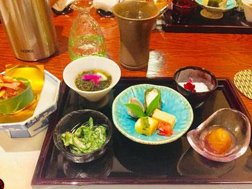 琉球宮廷料理の一部