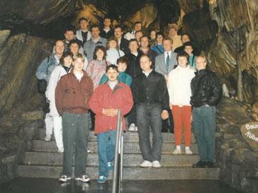 Morgner Haustechnik - das Team der 90er Jahre