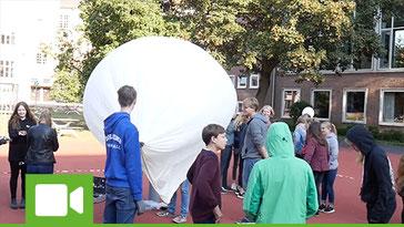 Wir bauen einen Wetterballon-Eine Reise in die Stratosphäre (Science-Video-Award)