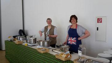 Suppenessen Anna Katharina Gemeinde Coesfeld