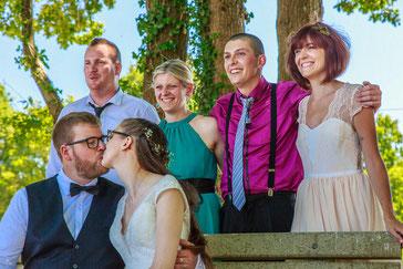 Photographie de mariage la baule, Le Pouliguen