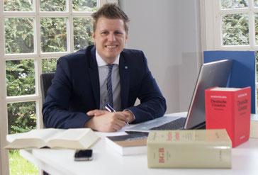Kontakt Rechtsanwalt Bastian Nonnenberg