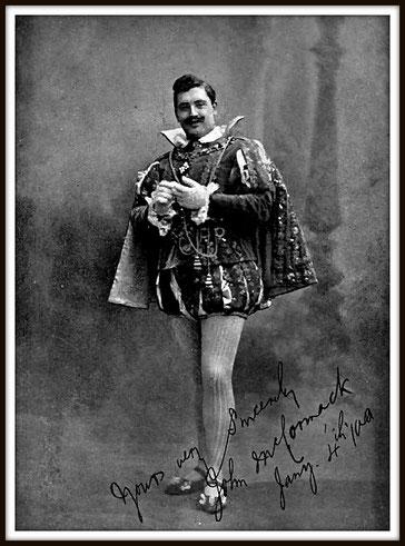 John McCormack - Duca di mantova