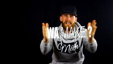 Iwrite4U - blog - Genkse Shtijl - Fonzy Fons - sweater - mééh