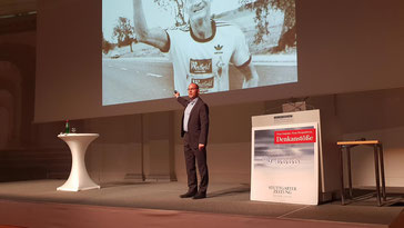 Frank Rebmann - Keynote Speaker, Vortragsredner, Buchautor - Vortrag Der Stärken-Code in Freiburg