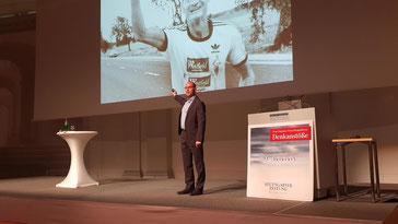 Frank Rebmann - Keynote Speaker, Vortragsredner, Buchautor - Vortrag Tschüss Veränderungsfrust.