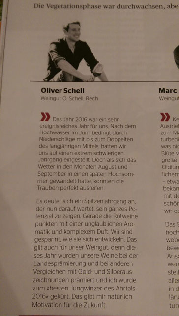Meininger Magazin Fachmagazin Weinbau Oliver Schell Experte Ahr