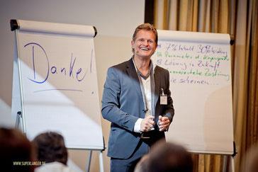 Sven Sander - Charisma-Experte