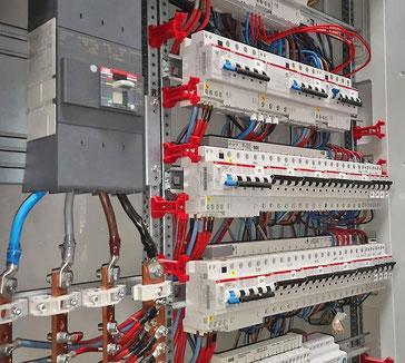 Rénovation tableau électrique industriel