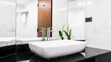 Rénovation de salle de bain-travaux électriques