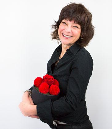 Regine Harter, Inhaberin florales