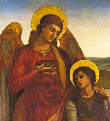 大天使ラファエルについて~役割、私が感じる大天使ラファエル~大天使ラファエルからのメッセージ