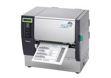 Toshiba B-SX8T Etikettendrucker