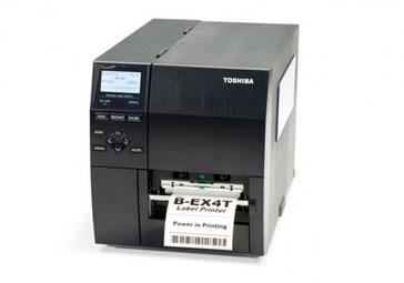 Toshiba B-EX4T1 Etikettendrucker