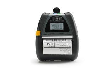 Zebra QLN Serie Mobile Etikettendrucker