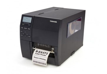 Toshiba B-EX4T2 Etikettendrucker