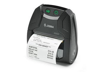 Zebra ZQ320 Mobildrucker, Zebra ZQ320 kaufen, Zebra ZQ320 Reparatur, Zebra ZQ320 Wartung, Zebra ZQ320 Papier