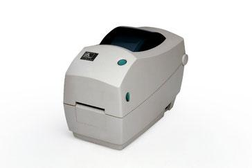 Zebra TLP2824 Plus Etikettendrucker