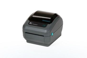 Zebra GK420 Etikettendrucker
