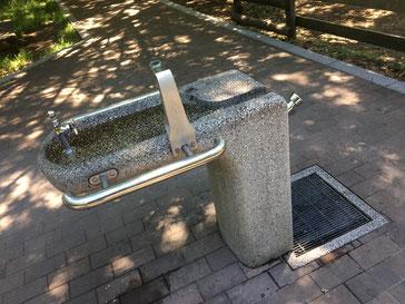 大泉緑地水道設備