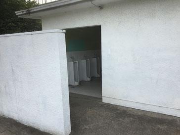 トイレは男女兼用