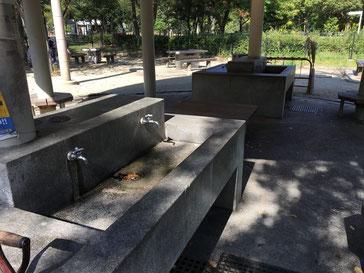 水道や調理場完備