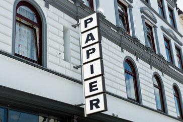 Papier Karlsruhe