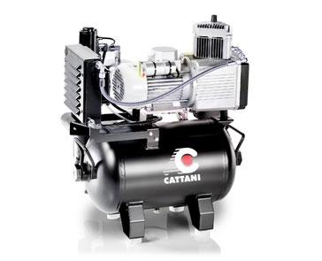 Cattani - Produkte - Kompressoren - 1-Zylinder-Kompressoren