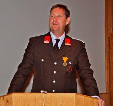 BGM Hansjörg Peer danke für die Bereitschaft im ganzen Jahr