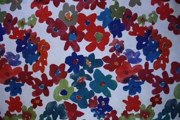 Blüten-Muster
